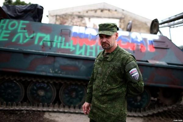 Advisor of minister of Defense: the terrorists in the Donbas have nukes with yield of 2 kilotons
