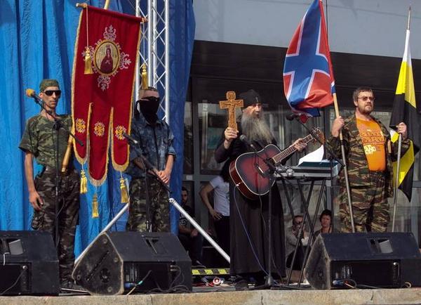 Show in Luhansk