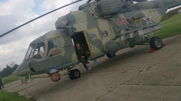 Airfield Dzhankoy(based Mi-17,-24,-35, Il-76MD)