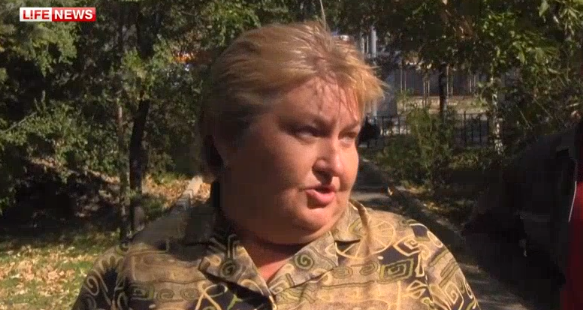 This woman tells of rape by Ukrainian troops