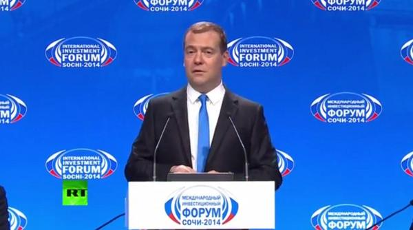 Dmitry Medvedev: the Door to Russia for Western partners not locked