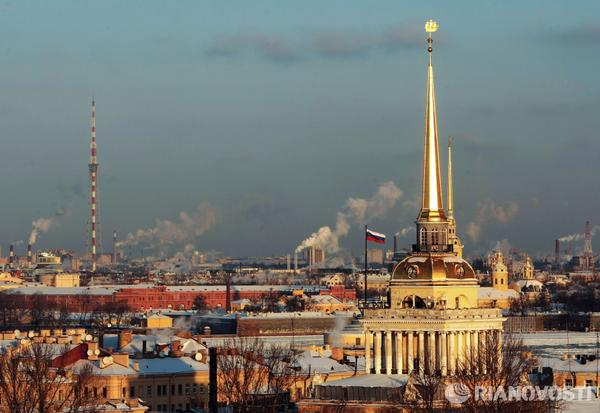 St. Petersburg among 13 cities that will host 2020 UEFA European Football Championship