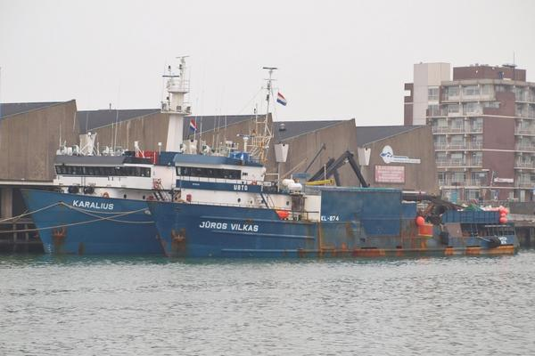 Russian forces have captured the Lithuanian fishing vessel in intl. waters near Murmansk