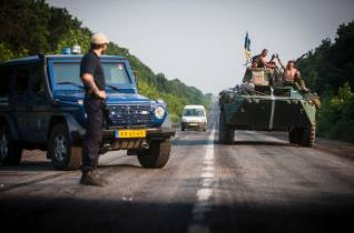 30 of 60 Netherland soldiers & officers return from Ukraine's MH17 site