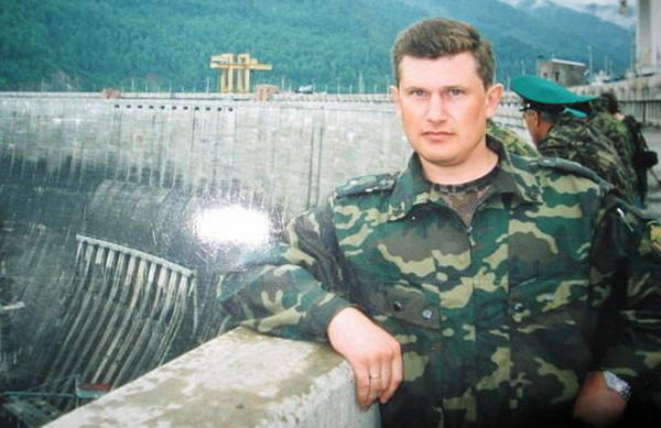FSB Lieutenant Colonel was killed with shell on the border with Ukraine