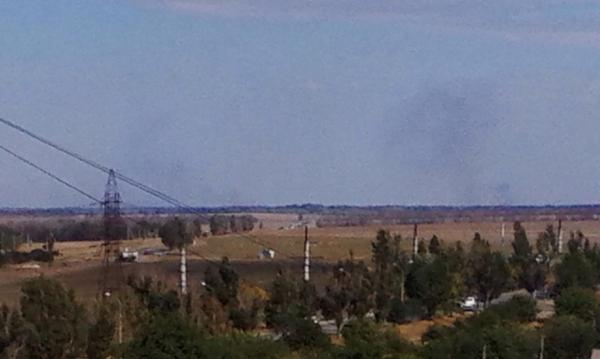 Mariupol. Explosion in the direction of Kominternove