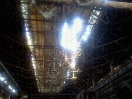 One single artillery shell hit a warehouse in Mariupol today. The rest hit the eastern suburbs.