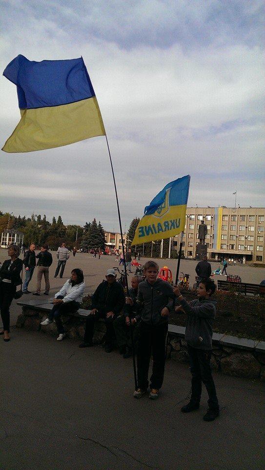 Veche in Slavyansk