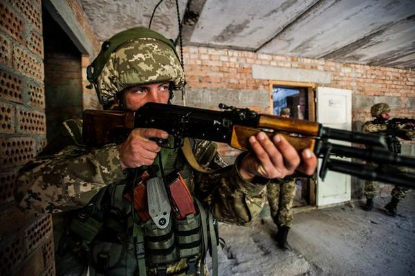 Ukrainian defence ministry announces start of drills with US