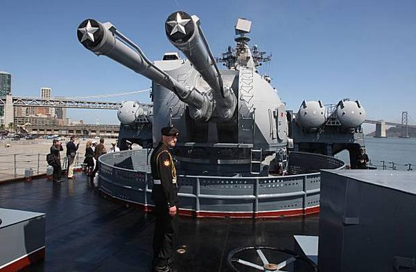 Russia's Black Sea Fleet Will Get 80 New Warships to Repel NATO