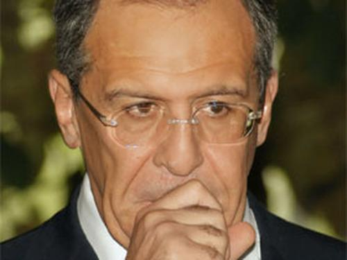 Lavrov: Obama awarded the Russian Federation second place among world threats between Ebola and terrorism.