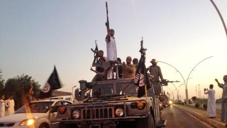 Canada adds ISIS name to list of terrorist entities