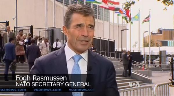 NATO chief tells: Russia's invasion of Ukraine blatant breach of international law