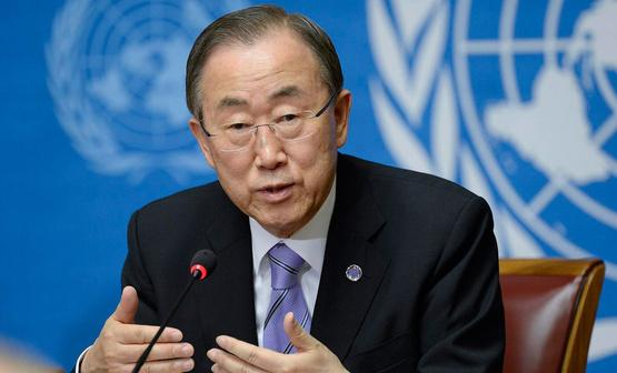 Ban Ki-moon has promised to help with the release of Savchenko and Sentsov.
