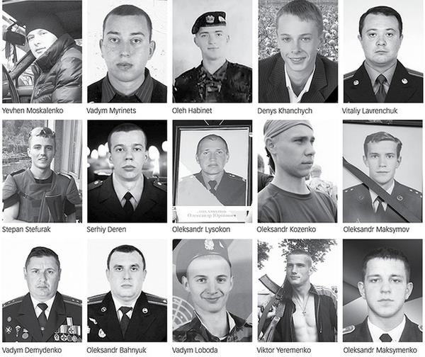 At least 955 Ukrainian soldiers killed in conflict, 20 of whom killed in 3 weeks of cease-fire
