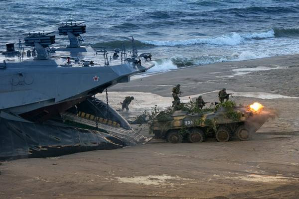 russia|n exercises