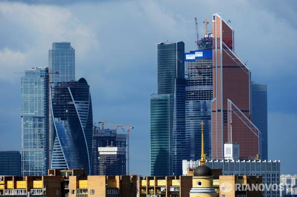 Russia's Federation Tower has become tallest building in
