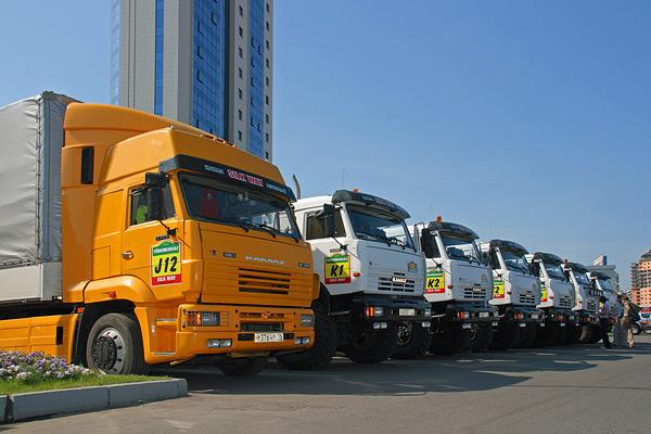 The KAMAZ factory suspend production until the end of September, no one is buying trucks