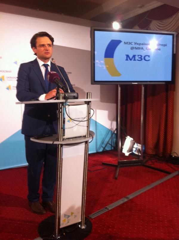 Dmytro Kuleba, Ambassador at large @MFA_Ukraine: Russia information war against Ukraine reaches new heights