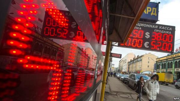 Russian ruble Hits Historic Low Against USD