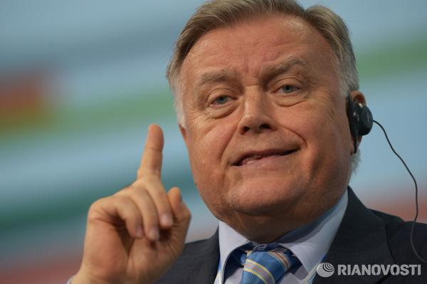 Yakunin: US willing to erect impassable barriers between Russia and Europe.