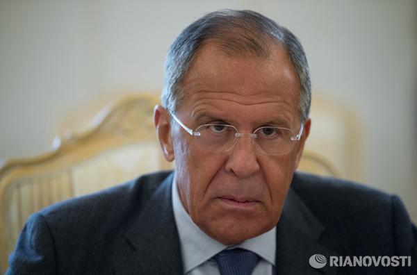 Lavrov: Russia is ready to support Iraqi authorities in struggle against ISIS