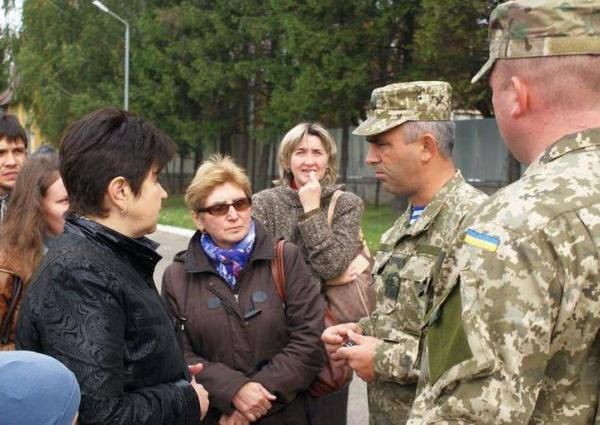 Lviv paratroopers ready to defend Ukraine from the Russian invasion