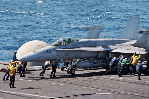Anti-ISIL Airstrikes Continue in Iraq & Syria
