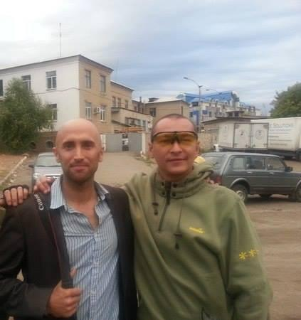 Russian Militant Stanislav Timofeev, friend of Graham Phillips was killed