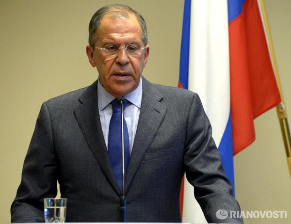 LAVROV: West should realize inefficiency of ultimatums, threats toward Russia