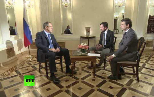 LAVROV: I don't think we're on verge of new arms race, Russia definitely won't be part of it