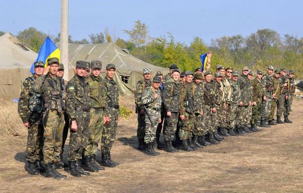 23rd battalion of territorial defence returned  to Zaporizhia
