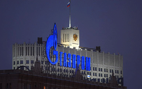 Gazprom Chief Warns of Disruptions to Europe's Supply of Russian Gas