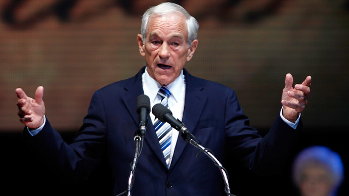 Ron Paul: Obama's bombing campaign in Iraq, Syria 'immoral & illegal'