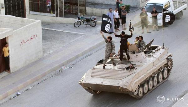 Inside Raqqa, the Syrian city Islamic State has made its capital.