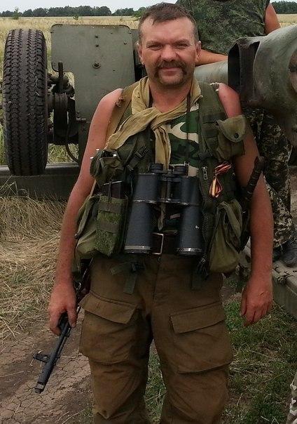 Sergey Glukhov from Krasnoyarsk was killed 25/09/14 in Ukraine