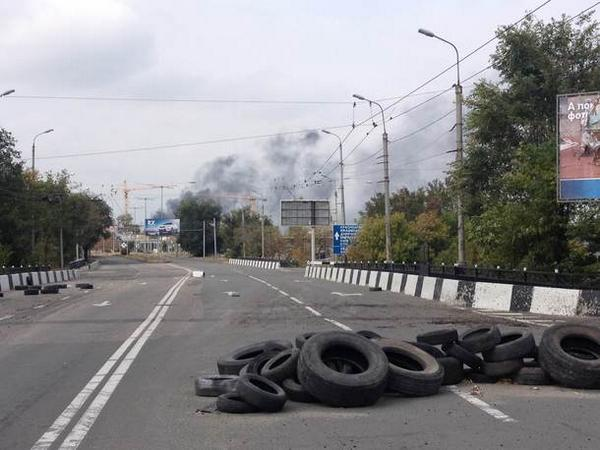 Governor confirms negotiating surrender of Donetsk airport
