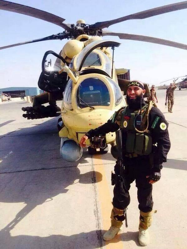 Iraq received third batch of Mi-35M attack helicopters from Russia
