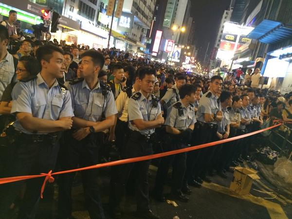 'HK police failed to protect peaceful protestor' in 'shameful inaction'-Amnesty International