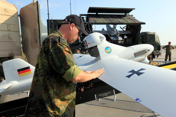 Germany is possibly going to send UAVs to Ukraine to assist OSCE