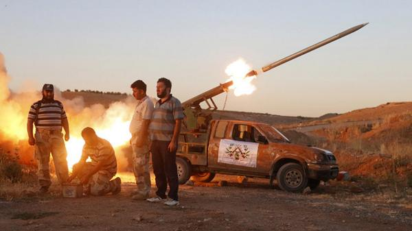 UK troops may join US plan to train Syrian rebels
