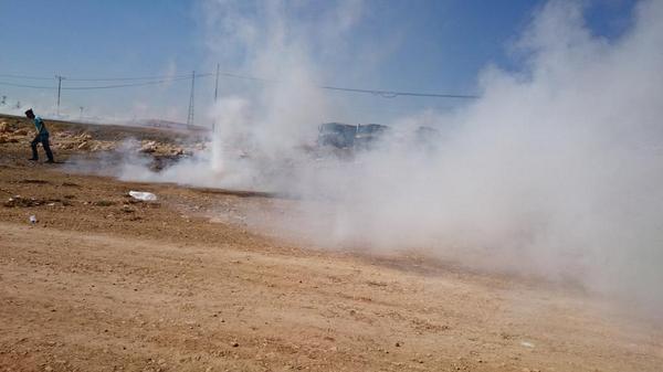 Battle in Kobane