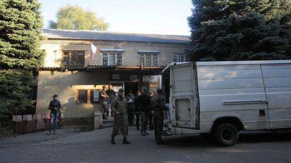 BBC finds Donetsk militants set up base in residential apartment block, plan war Ukraine