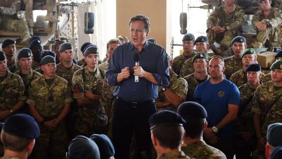 Britain's PM Cameron: Bring me jihadi John Dead or alive