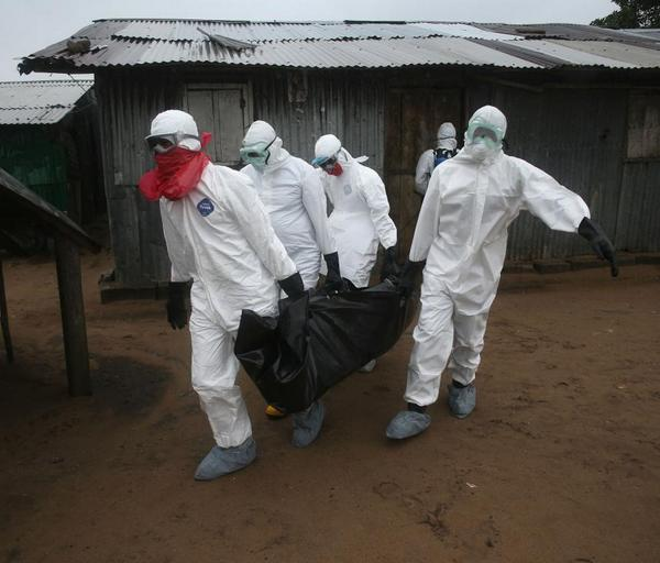 The Pentagon is preparing for the possibility of U.S. troops contracting Ebola in West Africa.