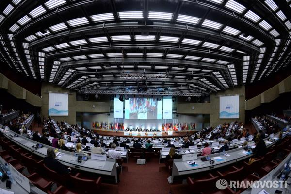 West, Kyiv uses OSCE meeting in Warsaw to accuse Russia of Ukrainian crisis - Moscow