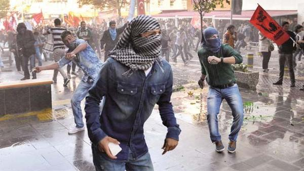 At least 14 killed in ISIS protests across Turkey, curfew declared in 6 provinces