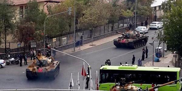 State of Emergency in Amed(Diyarbakir)