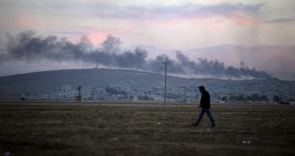 Pentagon: Air strikes not enough to save Kobani