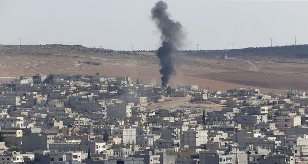 ISIS seizes one third of Syrian Kurdish town Kobani, - monitor
